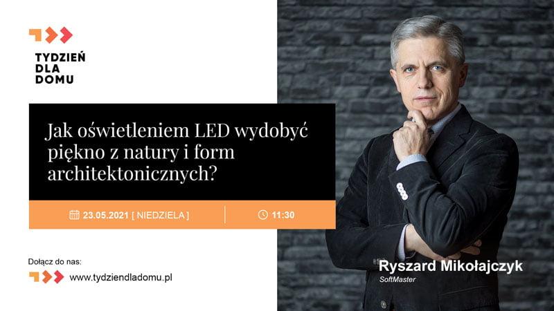 Jak oświetleniem LED wydobyć piękno z … ?